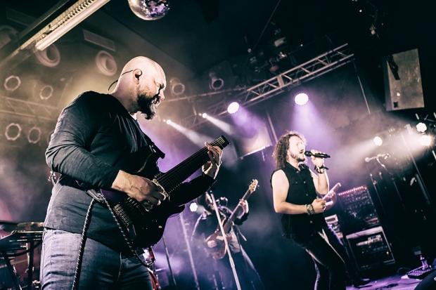 Haken live im MusikZentrum Hannover. (Bild 6)