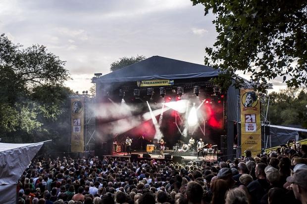 Insgesamt 17.000 Menschen besuchten an allen drei Tagen zusammen das Fährmannsfest 2019 in Hannover. (Bild 4)