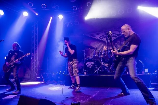 Motorblock aus Hannover eröffneten das Nitrofest 2019 im MusikZentrum. (Bild 5)