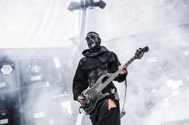 Sorgte für dunkel-tiefe Töne: Rammstein-Bassist Oliver Riedel (Bild 5)