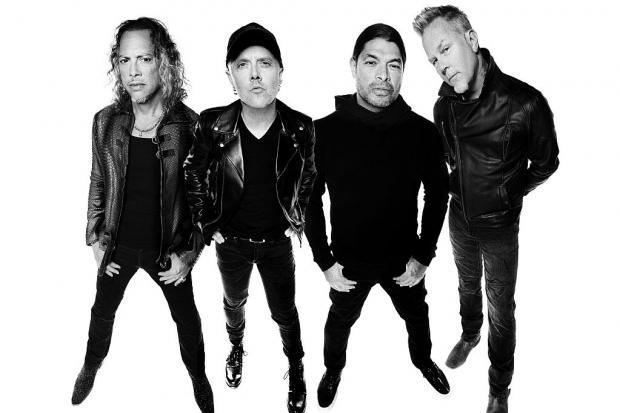 Medienrummel im November gab es um das neue Album von Metallica (Foto: Universal Music) (Bild 3)