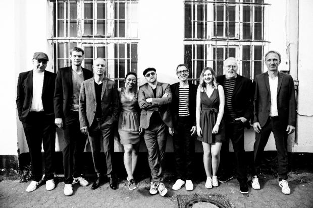 """Soul und Pop aus Hannover: tiefblau präsentierten im März ihr neues Album """"Öfter mal schweigen"""" im LUX und waren 2017 auch sonst ziemlich aktiv. (Foto (c) Ralf Böttcher) (Bild 6)"""