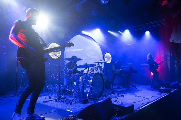 Harmonisch und fantasievoll: Monkey3 bei ihrer Show im MusikZentrum (Bild 3)