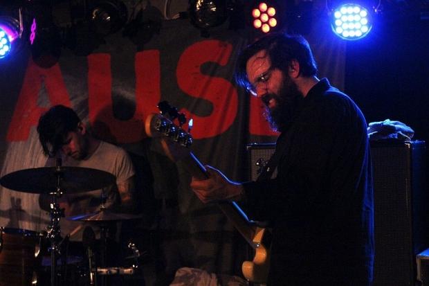 Die Rhythmussektion: Matt Olsson am Bass und Kevin Conroy an den Drums. (Bild 6)