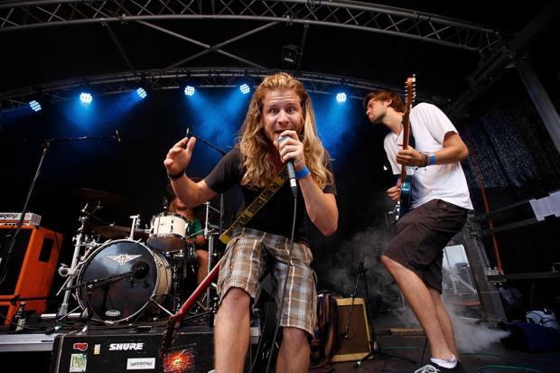 Musikalisch mit Esprit und Spaß gegen den Strich: Ninjasisters Of Funkey Pirate Doom (Bild 5)