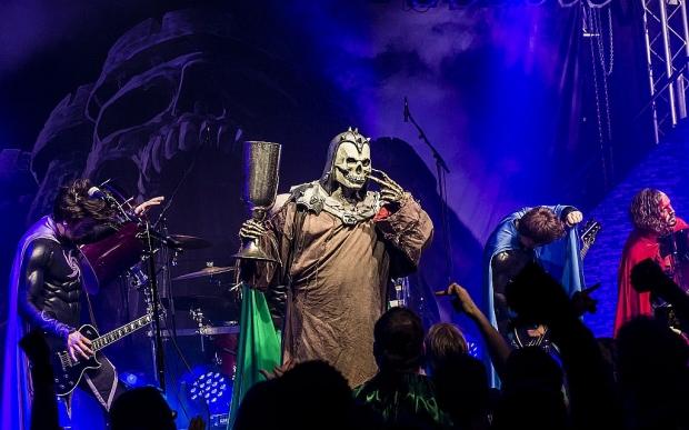 Der ewige Erzfeind und Widersacher der Grailknights: Dr.Skull hat den heiligen Gral an sich genommen. (Bild 5)