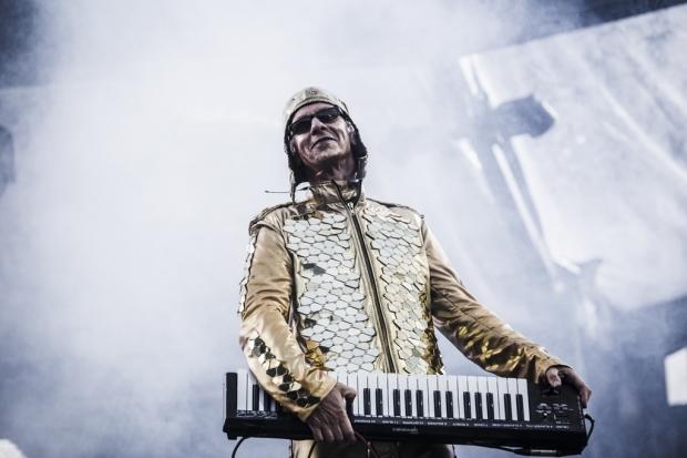"Rammstein-Keyboarder Christian ""Flake"" Lorenz (Bild 4)"