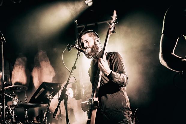 Haken-Bassist Conner Green. (Bild 3)
