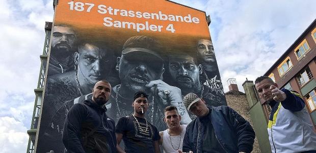 Bildrechte: Promo/187 Strassenbande/Spotify