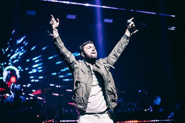 """Für die meisten der 5000 Fans am 15.Dezember in der Swiss Life Hall war das Konzert von Rapper Marteria die """"Party des Jahres"""", besonders """"Die letzten 20 Sekunden"""" Foto (c) Jeff Kahra (Bild 6)"""